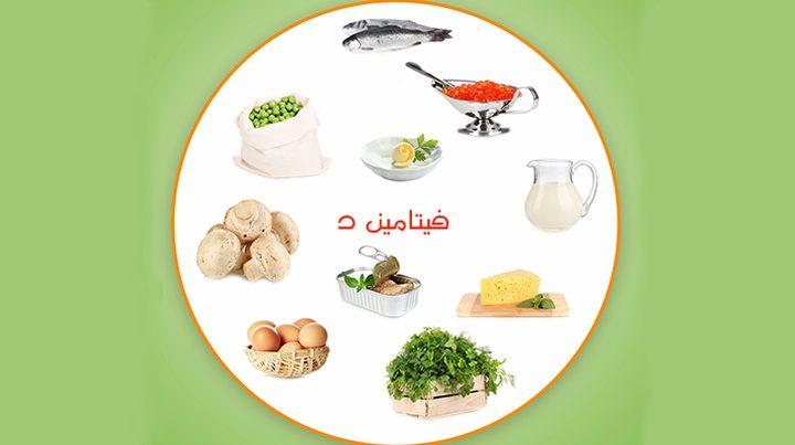 أغذية مفيدة للحصول على فيتامين د