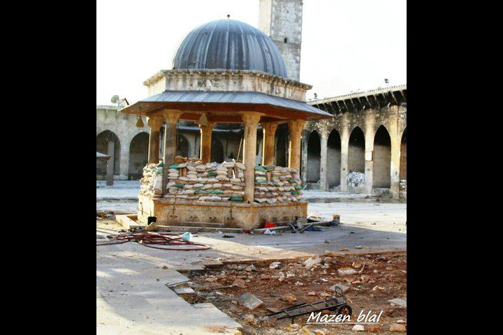 حرفيون لمساعدة اليونسكو في إعادة بناء حلب الأثرية
