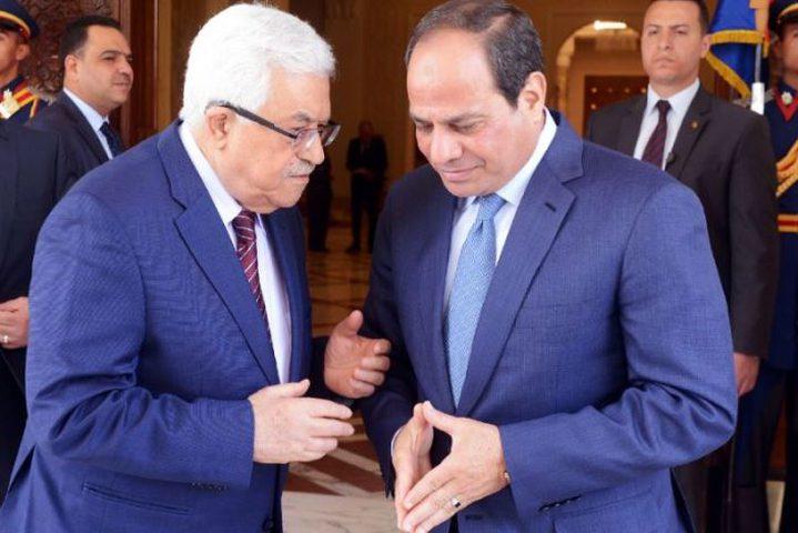 الأحمد: السيسي لم يقدم أية مبادرة لإنهاء الانقسام!