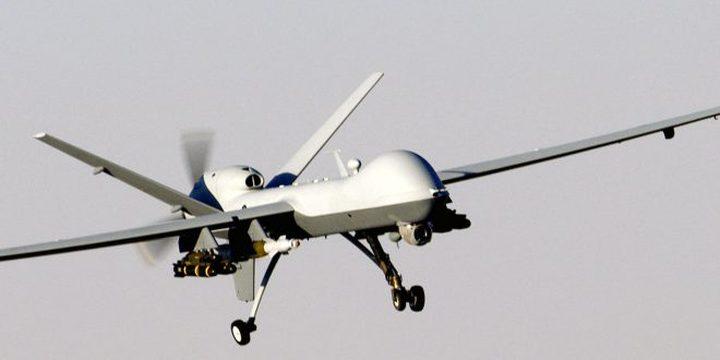 تحليق مكثف لطيران الإحتلال في اجواء غزة