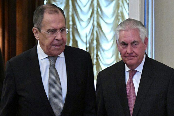 تيلرسون: سنرد على موسكو..