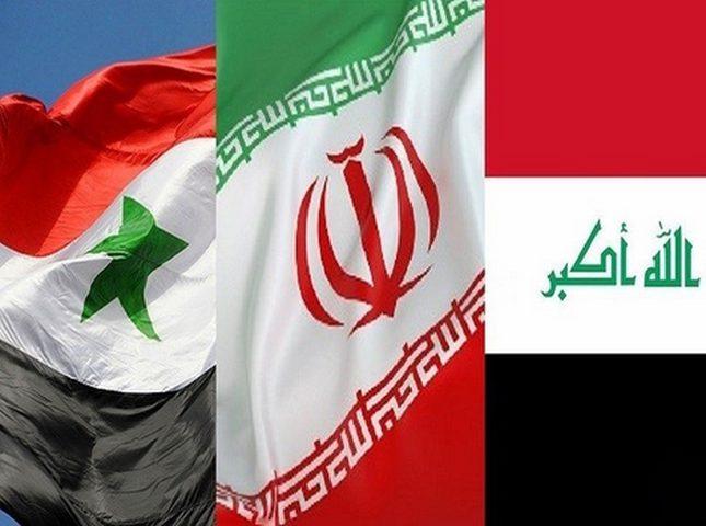 طهران: أمريكا وإسرائيل تخططان لتقسيم العراق وسوريا