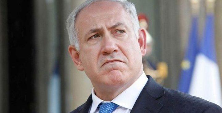 (%66 )من الإسرائيليين يطالبون نتنياهو بالاستقالة