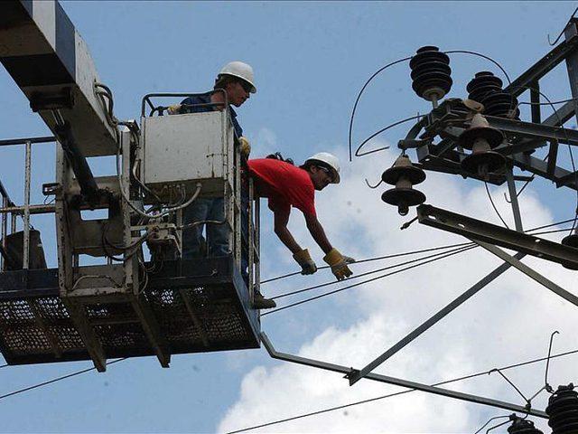 تشويشات على التيار الكهربائي في نابس
