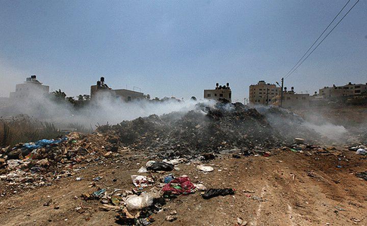 الخليل: توقيف ثلاثة أشخاص بتهمة الإضرار بالبيئة