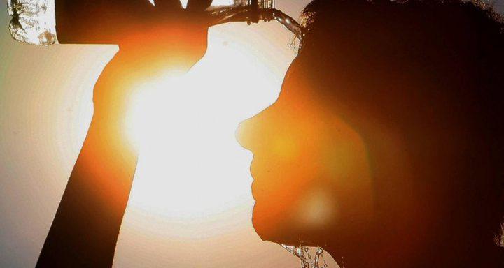 الطقس: الحرارة أعلى من معدلها العام بـ 3 درجات