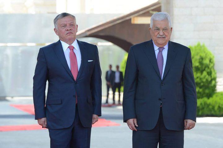 العلاقة التاريخية بين فلسطين والاردن