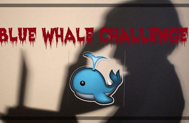 مخاطر لعبة الحوت الأزرق