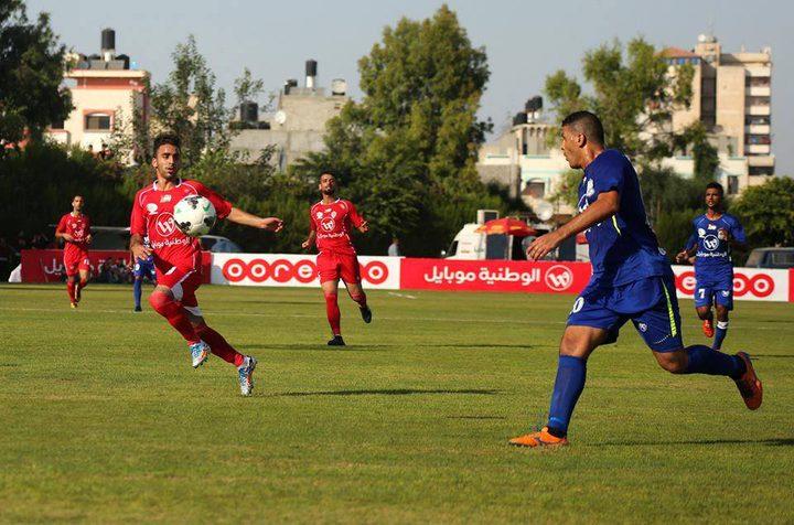 تحديد موعد مباراة كأس السوبر الفلسطيني