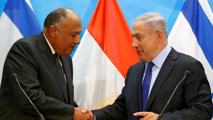 تقليص العلاقات بين مصر واسرائيل يثير قلق الاخيرة