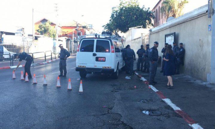 تمديد اعتقال ثلاثة شبان في يافا