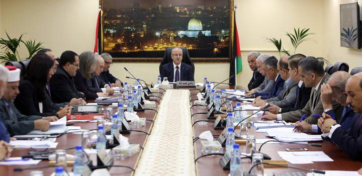مجلس الوزراء يستهجن طلب إسرائيل بشغل مقعد في مجلس الأمن
