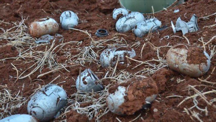 جيش الاحتلال يشتري مدافع تسبب ضرر واسع تطلق قذائف عنقودية
