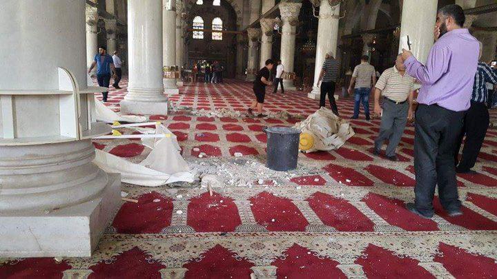 أوقاف القدس: لا نقص في الوثائق ولكن العبث طال الموجودات