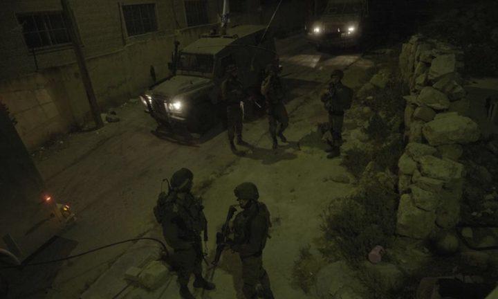 """إصابة جندي اسرائيلي في مخيم الدهيشة بنيران""""صديقة"""""""