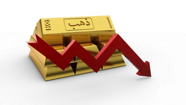 الذهب يهبط لأدنى مستوى في غضون أسبوعين