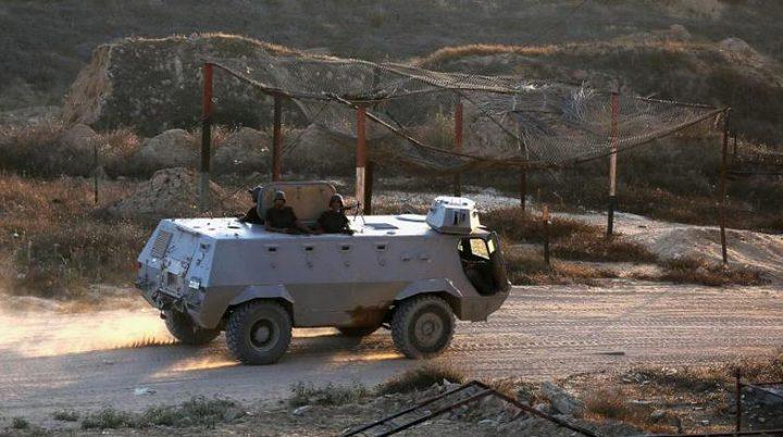 مقتل 4 عناصر من الشرطة المصرية بهجوم مسلح