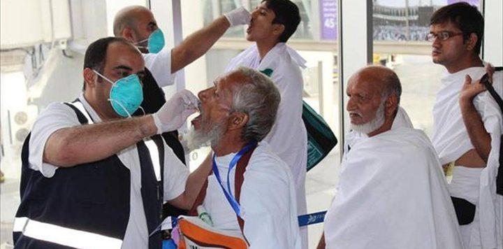 السعودية: لا وجود لحالات وبائية أو أمراض معدية بين الحجاج