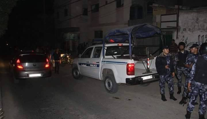 إصابة أربعة مواطنين في شجار عائلي
