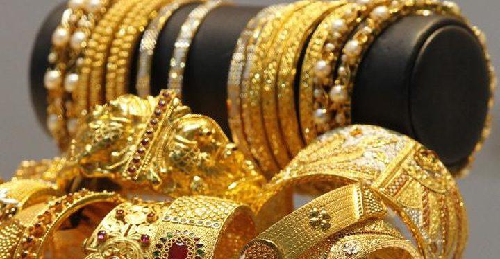 الذهب يهبط لأدنى مستوى في أسبوعين ليصل الى 1255.81 للاونصة