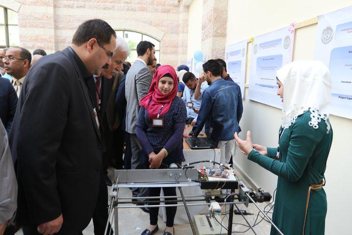 تنمية المهارات التكنولوجية للطلبة الفلسطينيين بالتعاون مع الوكالة الأمريكية للتنمية الدولية