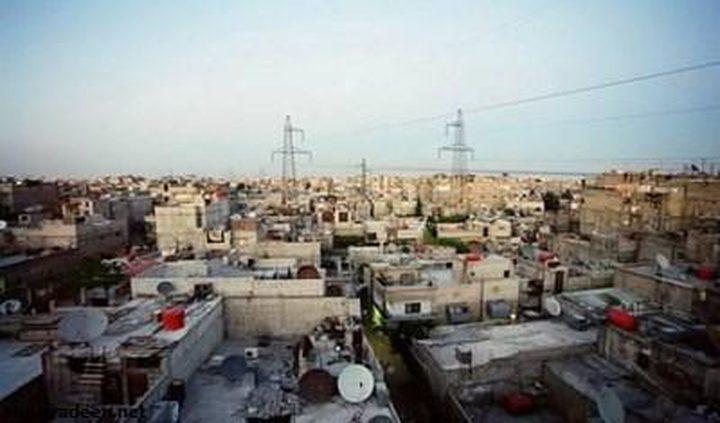 تسليم مشروع تأهيل شبكة الكهرباء الداخلية في دير الغصون