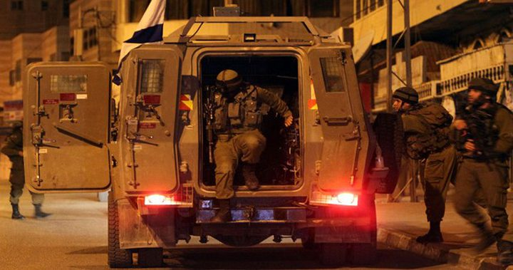 اعتقالات في مناطق متفرقة من الضفة