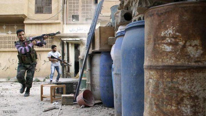 مقتل مسلحين موالين للنظام بمعارك في ريف حمص