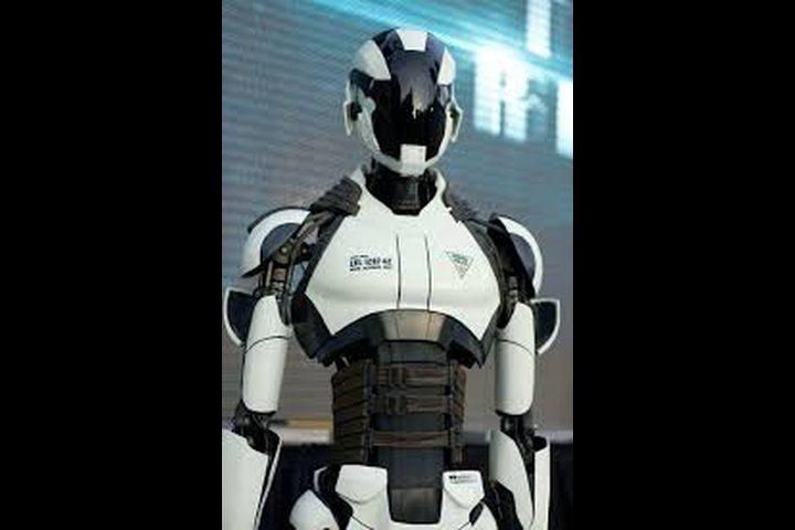 الروبوتات تدخل مجال القضاء في الصين