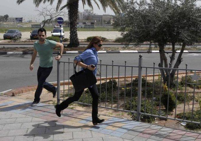 اسرائيل تختبر صفارات الانذار