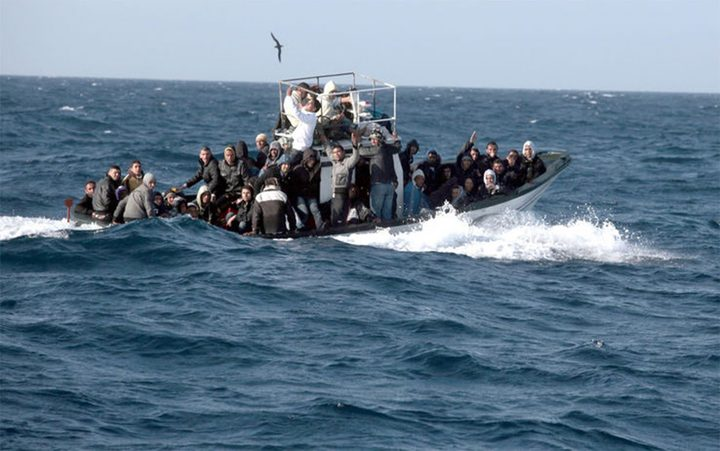 غرق وفقدان 55 مهاجرًا قبالة ساحل اليمن
