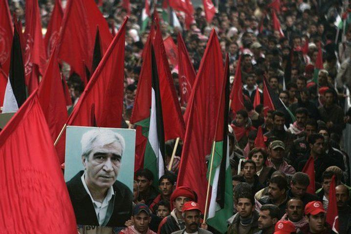 الجبهة الشعبية تنفي مشاركتها في وفد الفصائل الذي غادر من غزة إلى القاهرة