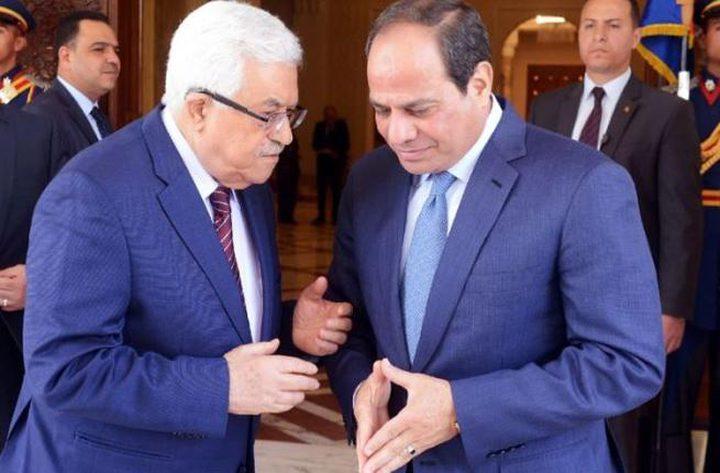 الرئيس عباس والحمدالله يعزيان الرئيس المصري بضحايا تصادم القطارين في الاسكندرية