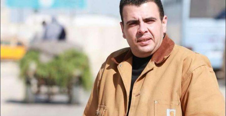 الإفراج عن الصحفي جرادة في غزة