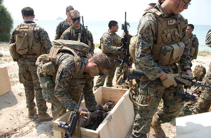مقتل جنديين أمريكيين شمال العراق