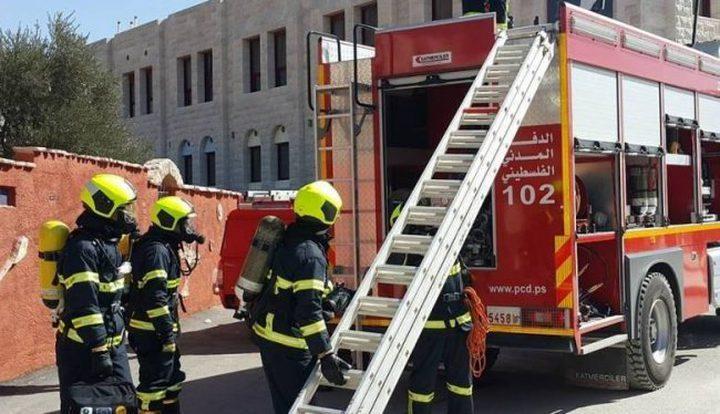 الدفاع المدني: تعاملنا مع (297) حادث إطفاء وإنقاذ خلال أسبوع