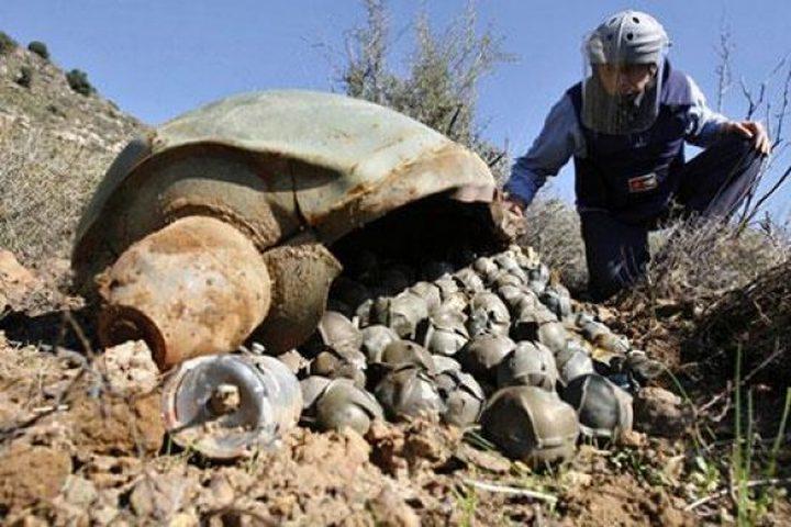 إسرائيل تلتفّ على حظر استخدام القنابل العنقودية