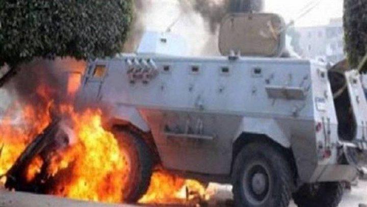 مقتل شرطي ومجند بانفجار في العريش