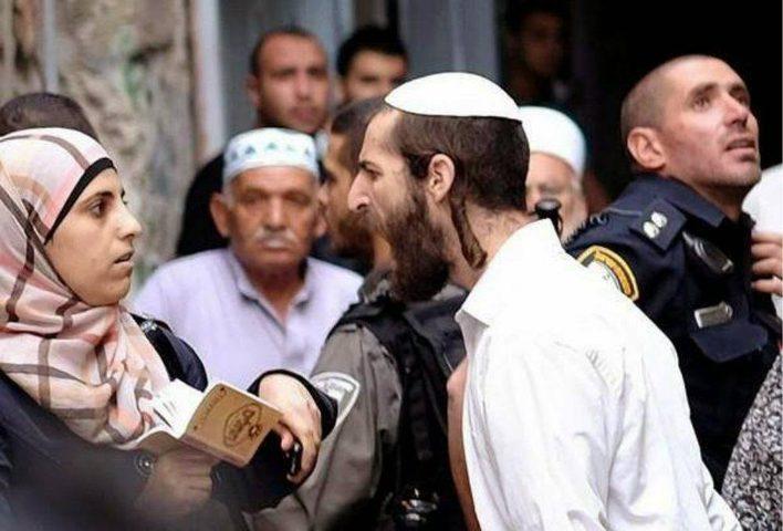 إطلاق سراح متطرف يهودي هاجم ممتلكات الفلسطينيين
