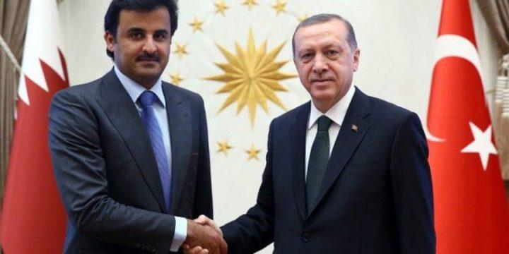 تركيا وقطر توقعان 15 اتفاقية تعاون في عدة مجالات