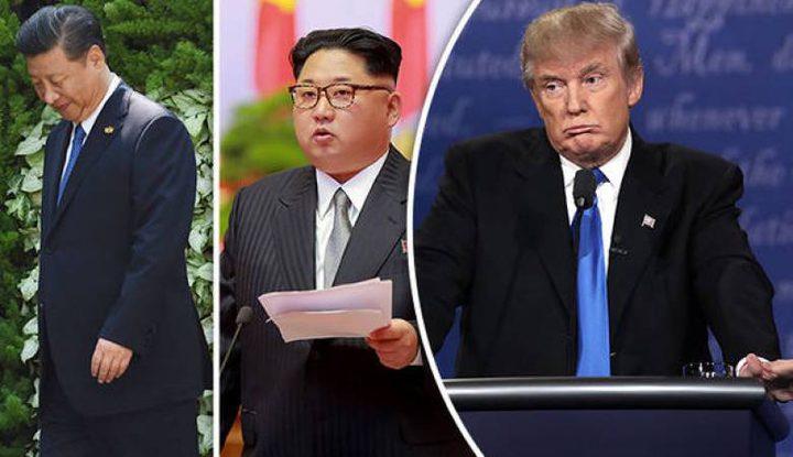 الصين : على أمريكا وكوريا الشمالية وقف التصعيد المتبادل