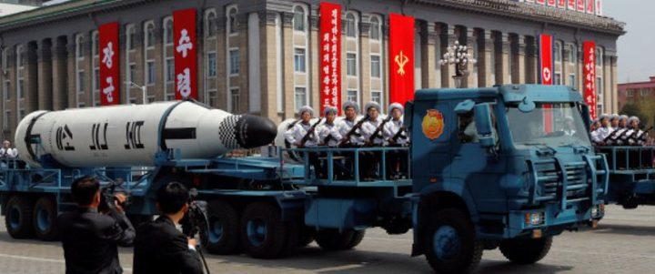 مسؤول عسكري أمريكي: جاهزون لضرب كوريا الشمالية
