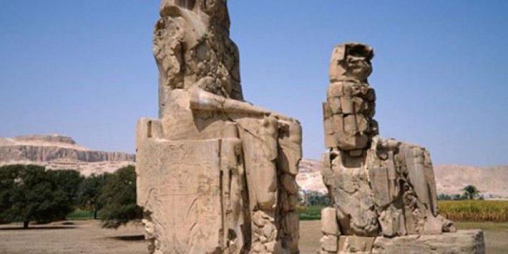 مصر تلغي اسم إسرائيل من لوحة فرعونية