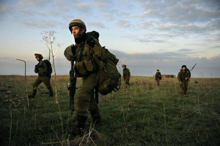تدريبات إسرائيلية تحاكي حربًا على غزة