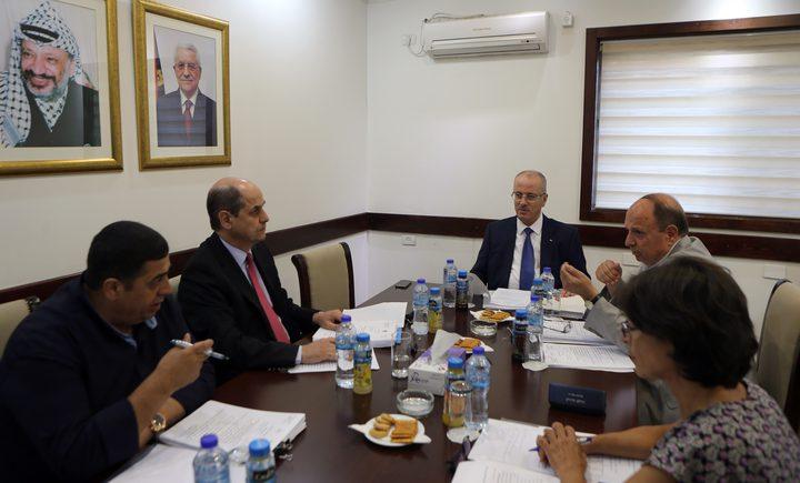 رئيس الوزراء يترأس اجتماع اللجنة العليا للقدس