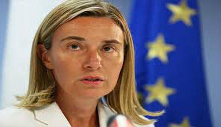 الاتحاد الاوروبي يدعو لحل أزمة كوريا الشمالية سلميًا