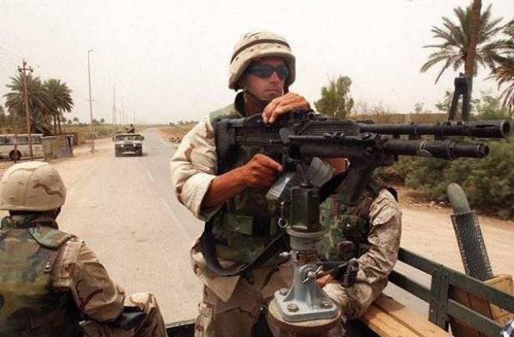 خلل في المدفعية يقتل ويجرح جنوداً اميركيين في العراق