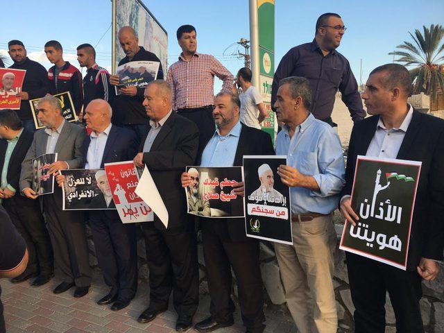 استنفار بأراضي الـ48 تصديا لاعتقال الشيخ صلاح