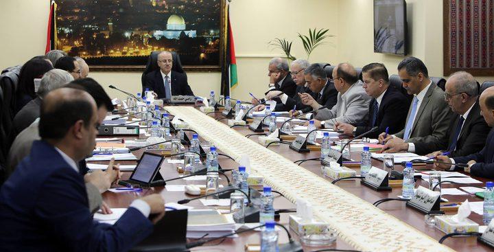 """الحكومة: """"الإدارة المدنية"""" ما هي إلا الذراع الرئيس للاحتلال ويجب حلّها"""