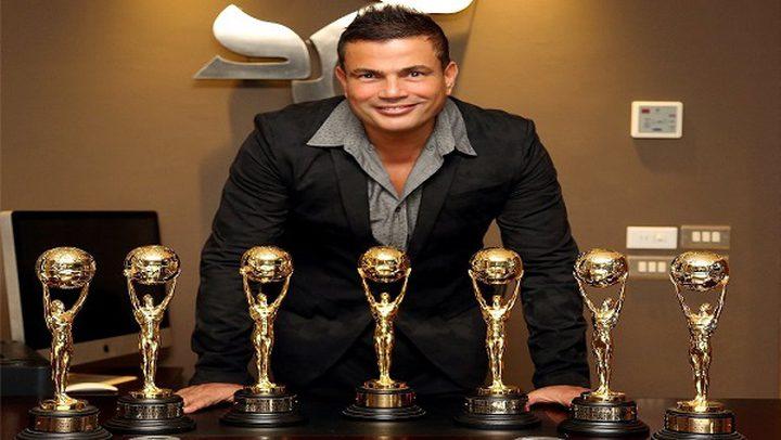 عمرو دياب الأول بتصنيف أهم 100 شخصية عربية
